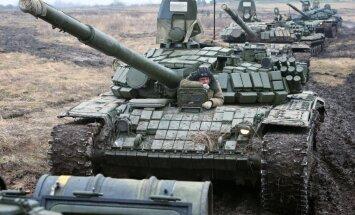 NATO zina, kā tikt galā ar Suvalku koridora draudiem, mierina Stoltenbergs