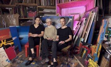 Prezentēs 'Instrumentu' jauno albumu ar Džemmas Skulmes radītu vizuālo noformējumu