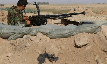 'Islāma valsts' kaujinieki uzvar kurdus un ieņem Džalavlas pilsētu