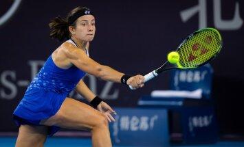 Sevastova uzvar Ribārikovu Maskavas WTA 'Premier' turnīra ievadā