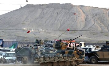 Sīrijas valdības spēki kopš septembra nogalinājuši 4800 'Islāma valsts' karotājus