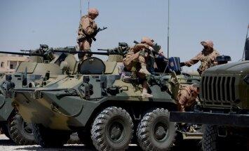 Sīrijā karojuši 2500 Krievijas algotņu; kritušo tuviniekiem maksāts par klusēšanu, izpētījis medijs
