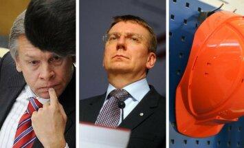 7 апреля. Слова Ринкевича задели три партии и Россию, у строителей будут спецудостоверения