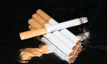 Robežsargi konfiscē 600 000 kontrabandas cigarešu