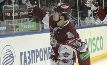 """Ankipāns nedosies līdzi Rīgas """"Dinamo"""" uz sērijas pirmajām divām spēlēm Ņižņijnovgorodā"""