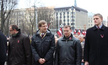 """Либиня-Эгнере: """"националы"""" нарушили депутатскую присягу"""