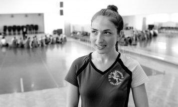 'Latviešu dejas ir enerģiskākas, daudz jālēkā'