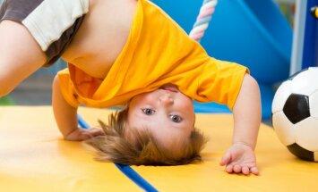 Pieci motivējoši ieteikumi, kā likt bērnam iemīlēt sportiskas aktivitātes