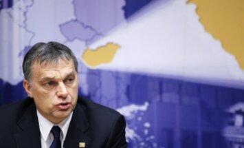 Orbans bloķēšot jebkādas ES sankcijas pret Poliju