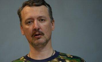 Bijušais separātistu līderis Strelkovs uzņemas atbildību par kara uzsākšanu Ukrainā