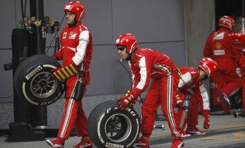 'Pirelli' uz Bahreinas F-1 posmu nevedīs nokritizētās mīkstā sastāva riepas