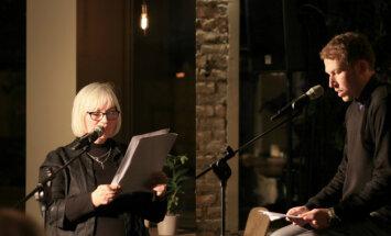 Paziņoti festivāla 'Prozas lasījumi 2015' laureāti