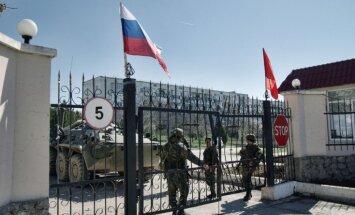 Uz Krimas robežas aizturēta Latvijas mencu aknu konservu krava
