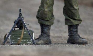 Krievija pie Ukrainas ziemeļu robežas koncentrē militāro tehniku