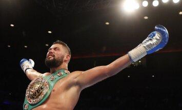 Beljū skaidro atteikšanos no WBC čempionu jostas: tas ir godīgi pret Briedi