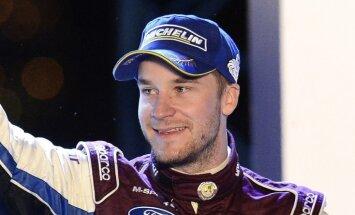 'Citroen' WRC komanda Mīkes vietā izvēlas Ostbergu
