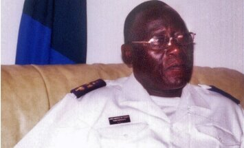Par narkotiku tirdzniecību aiztur Gvinejas Bisavas bijušo kara flotes priekšnieku