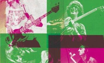 'Palladium' koncertēs skotu rokgrupa 'The View'