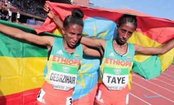 Скандал на чемпионате мира в Тампере: верите ли вы, что этой бегунье 16 лет?