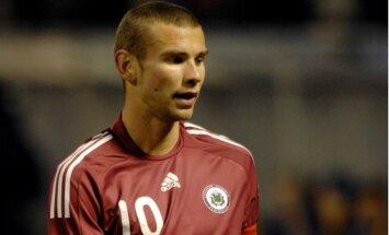 Gauračs uz pārbaudes laiku pievienojies Polijas spēcīgākās līgas klubam 'Gornik'