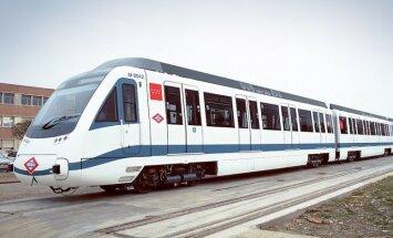 Vienīgā iespēja iegādāties vilcienus par pieņemamu cenu ir jauns iepirkums, pārliecināta CAF