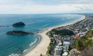Mirdzošā ala un pasaules stāvākā iela: ko slēpj eksotiskā Jaunzēlande