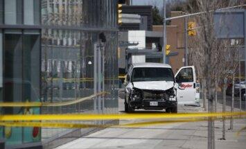 Полиция: основная версия трагедии в Торонто — теракт
