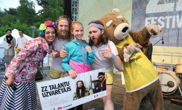 Startē Baltijas bērnu un jauniešu talantu konkurss 'ZZ Talanti'