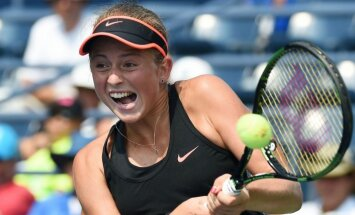 Остапенко успешно начала год на турнире в Окленде