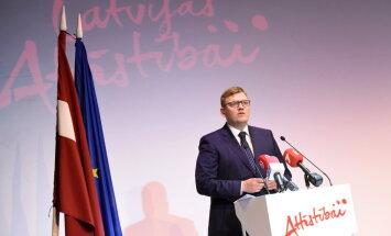 'Latvijas attīstībai' un 'Izaugsme' kongresos nobalso par dalību partiju apvienībā ar 'pariešiem'