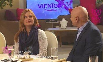 Kristīne Maka par kāzām uz kruķiem un kājas zaudējumu