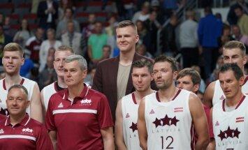 'Eurobasket 2017': Mobilās Latvijas izlases spēles maniere, plusi un potenciālie mīnusi