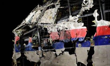 Oficiālā izmeklēšana: MH17 virs Ukrainas notriekta ar 'Buk' raķeti