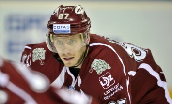 Rīgas 'Dinamo' komandu skāris rota vīruss; Meija nespēlēs gripas dēļ