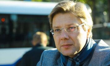 Оппозиция требует оценить ответственность Ушакова за штраф в 2,1 млн евро Rīgas satiksme