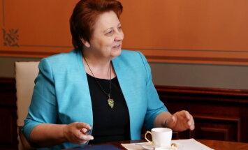 Страуюма сомневается в целесообразности работы комиссии по золитудской трагедии