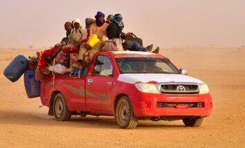 ES varētu rūpēties par Lībijas un Nigēras robežas sargāšanu