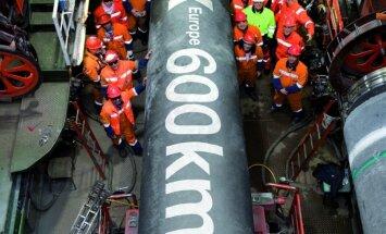 """Эксперт: """"Северный поток-2"""" снизит цены на газ в ЕС"""