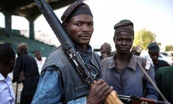Čadas armija palīdz Nigērijai cīnīties ar 'Boko Haram'