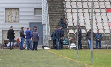 IZM: 'Skonto' stadionā varētu izmantot 'Daugavas' krēslus un lampas