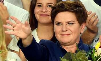 Višegradas grupai jābūt vienotā frontē, paziņo Polijas premjere