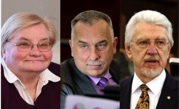 Dāvinājumi, honorāri, ārvalstu pensijas – Saeimas deputāti atskaitās par pērnā gada turību
