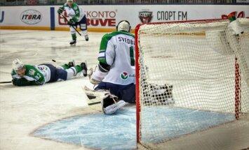 Сразу несколько российских хоккейных клубов проведут сборы в Латвии