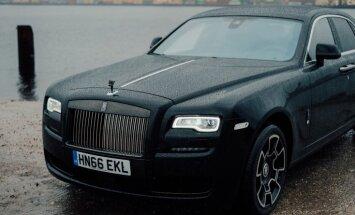 Ievērojami krities 'Rolls-Royce' klientu vidējais vecums