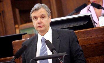 Tieslietu ministrijai ir pamats apturēt Ždanokas pārstāvētās partijas darbību, uzskata Šadurskis