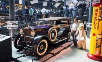 Rekonstruēto Motormuzeju pirmajā mēnesī apmeklējuši 26 tūkstoši cilvēku