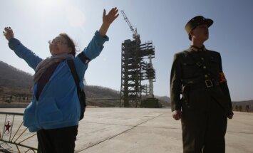 ANO pastiprina sankcijas pret Ziemeļkoreju
