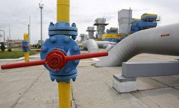 Ārkārtas gadījumā Baltijai un Ukrainai ir gāzes piegāžu alternatīvas