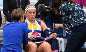 Остапенко не сумела взять реванш у россиянки Касаткиной на Открытом чемпионате США