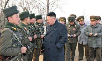 Ziemeļkoreja: no kodolprogrammas atteikušās valstis piedzīvoja 'traģiskas sekas'